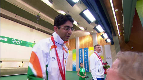 Bindra brings India's first individual gold