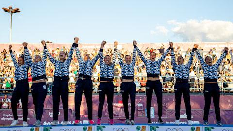 Finals - Beach Handball | Buenos Aires 2018 YOG