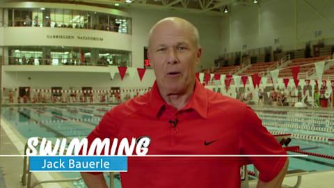 코치 팁: 수영 - 스트로크