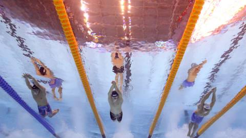 اليوم 7 - نصف نهائي ونهائي | السباحة - بطولة العالم