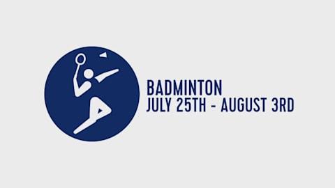 Un anno a Tokyo - Badminton
