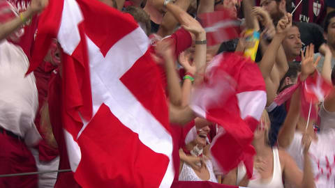 Men's Handball gold for Denmark