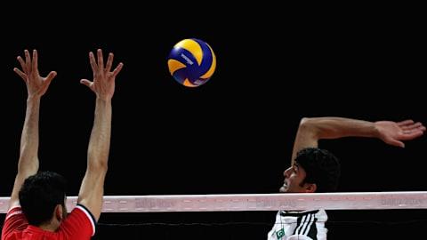 Herren Spiel um Bronze | Volleyball - Sommer-Universiade - Neapel