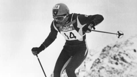 Killy's Alpine Skiing Clean Sweep in Grenoble 1968