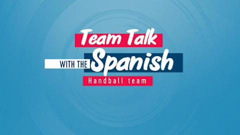 Handball pair on keeping team-mates motivated and bad Snapchats
