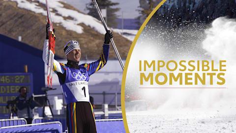 Bjørndalen beweist, dass Gold kein Alter kennt | Impossible Moments