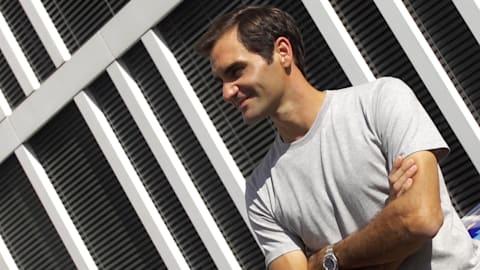 Roger Federer, emocionado sobre jugar en Tokio 2020