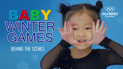 Baby Winter Games: Nos Bastidores