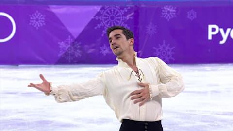 Javier Fernandez (ESP) - Medalha de Bronze | Patinação Livre (M)