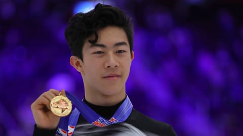 Nathan Chen sails to third U.S. title