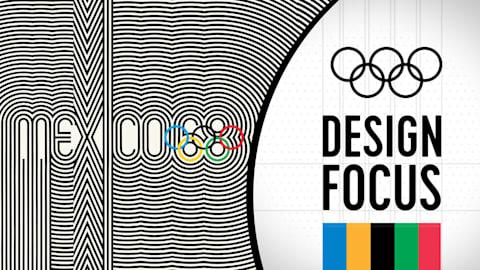Design Focus: مكسيكو 1968