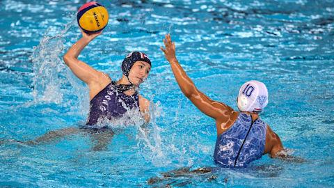 Finale (F) | Water-Polo - Universiade d'Été - Naples