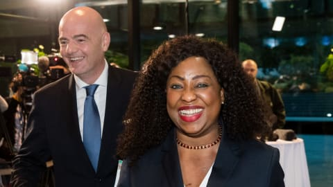FIFA Women's World Cup 2019 exclusive: Secretary General Fatma Samoura on making female voices heard