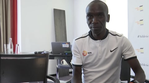 How to run a fast marathon... according to world record holder Eliud Kipchoge