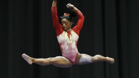 Simone Biles: Is the best still to come?