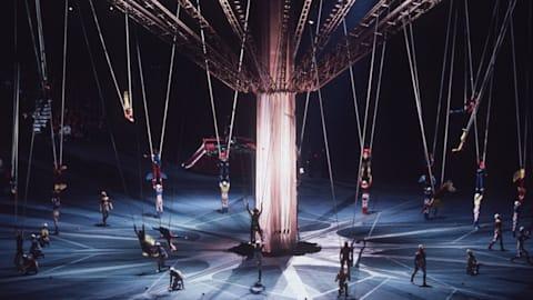 Albertville 1992 - Cerimônia de Abertura