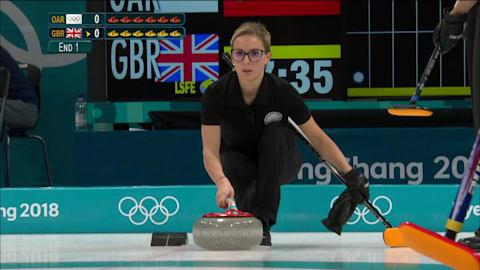 OAR v GBR (Round Robin) - Women's Curling | PyeongChang 2018 Replays