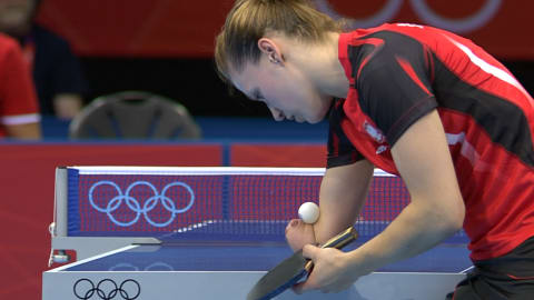 Record-breaker Natalia Partyka defies history: