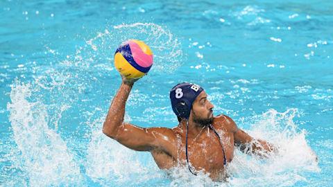 男子 - BRA vs GER | 水球 - FINA世界選手権 - 光州