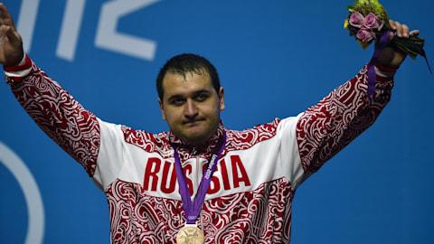 ロシア代表の重量挙げ5選手が薬物違反で出場停止に…ロンドン五輪の銅メダリストも