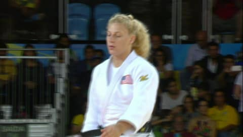 Judo @ Rio 2016 - Women's 78Kg Gold medal match