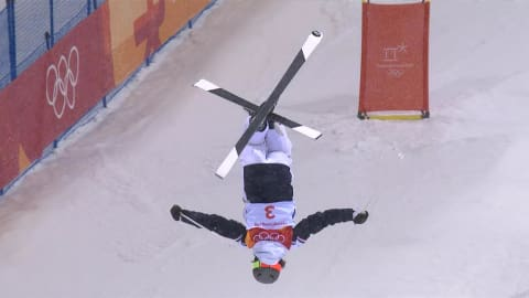 Women's Moguls - Freestyle Skiing | PyeongChang 2018 Highlights