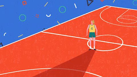 L'histoire de la légende du basket qui n'a jamais lâché son rêve olympique
