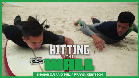 Israel's Shahar Zubari puts @PWGFreestyle to a windsurfing workout test