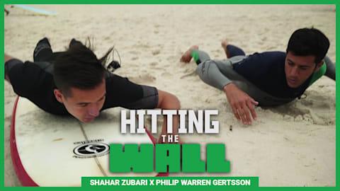 이스라엘 샤하르 주바리의 윈드서핑 훈련 도전기 @PWGFreestyle