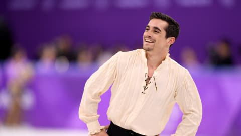 Figure skater Javier Fernandez on coaching future, Spanish ham and mentor Brian Orser