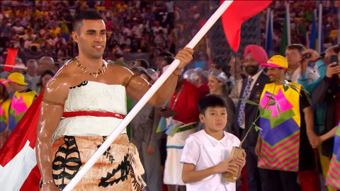 What will Pita wear at the PyeongChang Opening Ceremony?