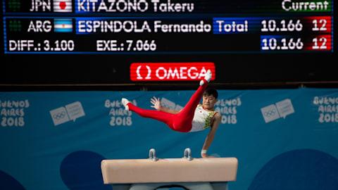 Лучшие моменты юношеских Олимпийских игр #10