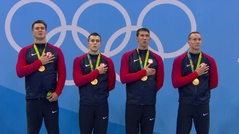 Natation: Demi-finales et Finales - Jour 2 | Replay de Rio 2016