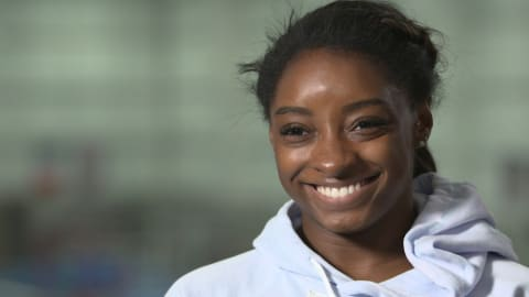 ¡Exclusiva! Simone Biles: