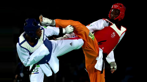 Top Taekwondo Headkicks