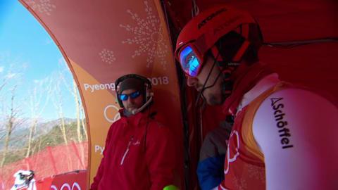 Hirscher wins Men's Combined with superb slalom run | Alpine Skiing