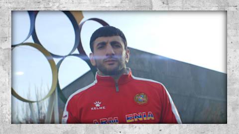 Atteindre le succès en judo malgré d'incroyables obstacles en Arménie