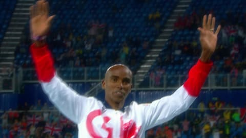 National anthem: The best of Great Britain in Rio