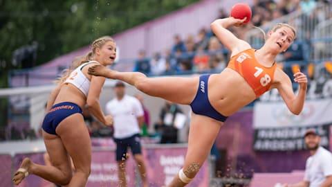 Consolation and Main Rounds - Beach Handball | Buenos Aires 2018 YOG