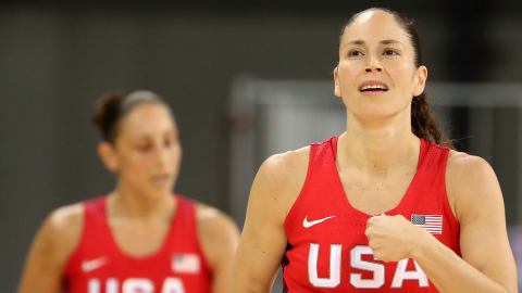 US women's team chasing gold and Tokyo 2020 spot