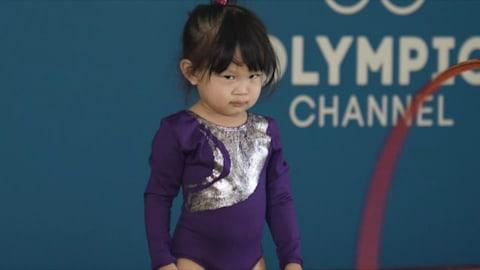 귀여운 아기가 올림픽에 출전한다면