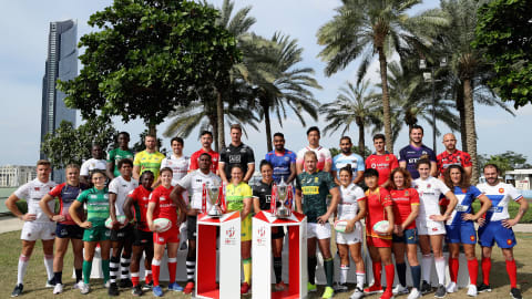 Olympic qualification battle excites teams at start of men's rugby sevens season
