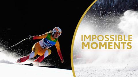 O sensacional quíntuplo ouro de Lauren Woolstencroft | Impossible Moments