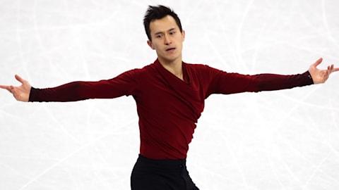 Hallelujah Patrick Chan!