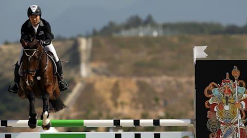 弓良隆行:落馬による大けがを乗り越え、総合馬術で2大会ぶりのオリンピックへ