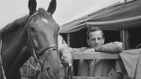 Showjumping giant Hans Günther Winkler dies at 91