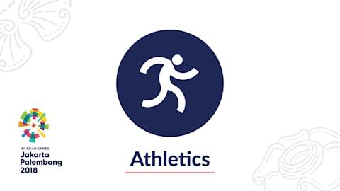Atletica, maratona Giorno 8 | Asian Games 2018 - Giacarta, Indonesia