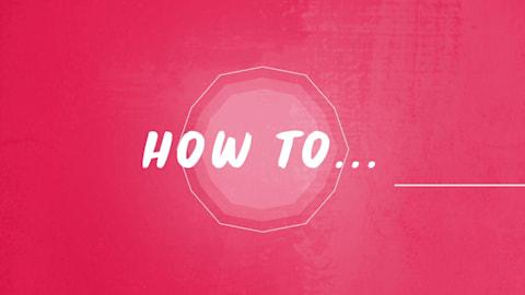 カヌー/カヤック:ストロークとターンの基礎練習法