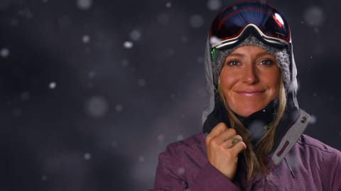 Mind over matter: Jamie Anderson's Olympic meditation tip