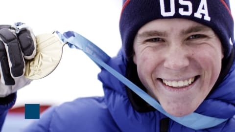 Meet US ski prodigy River Radamus